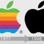 La evolución de los logos más famosos de la historia